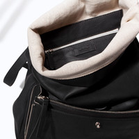 RUCKSACK WITH POCKETS