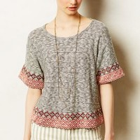 Fabled Pullover by Akemi + Kin Black & White