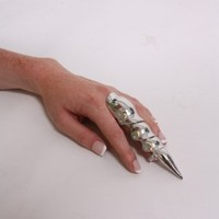 Ring - Armour - Jewelry - Women - Modekungen | Clothing, Shoes and Accessories