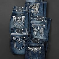 Miss Me Bootcut Jeans - Womens - Macy's