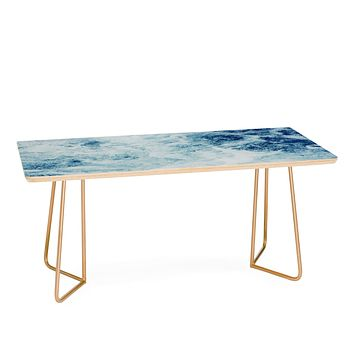 Leah Flores Sea Coffee Table