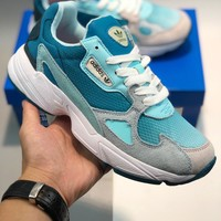 Adidas Falcon W cheap Men's and women's adidas shoes