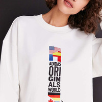 adidas Originals + UO Archive Pullover Sweatshirt - Urban Outfitters