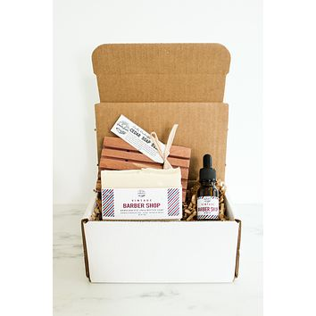Barber Shop - Gift Box