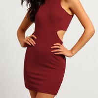 Summer Sexy Hollow Out Backless Slim Women's Fashion One Piece Dress [6049230977]