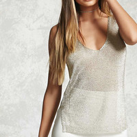 Chainmail Tank Top
