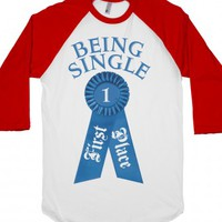 White/Red T-Shirt | Funny Dating Shirts