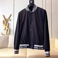 DG Women Men Cardigan Jacket Coat