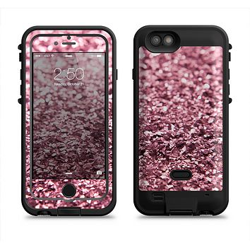 The Subtle Pink Glimmer  iPhone 6/6s Plus LifeProof Fre POWER Case Skin Kit