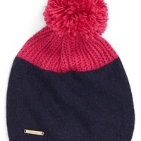 Laundry by Shelli Segal Colorblock Beanie | Nordstrom