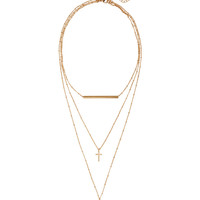H&M - Multistrand Necklace