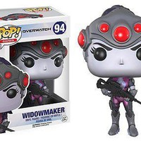 Funko Pop Games: Overwatch - Widowmaker Vinyl Figure
