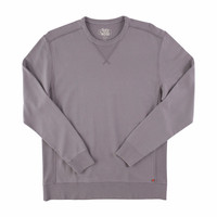 Toes on the Nose Yale L/S Pullover Grey