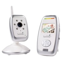 "Summer Infant Sure Sight 1.8"" Color Video Baby Monitor"