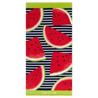 Seeds + Stripes Beach Towel