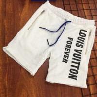LV Men Sports Running Shorts