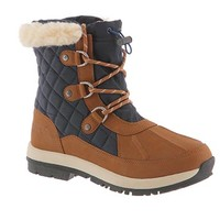 Womens Bethany by BEARPAW in color Hickory