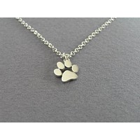 New Chokers Necklace Tassut Cat and Dog Paw