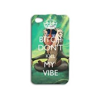 Funny Lion King Disney Phone Case Cute iPhone iPod Fun Green Cool Quote Cover