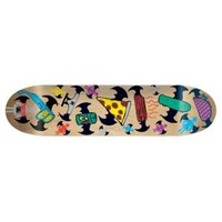 Girl Mikemo Everything Deck at CCS