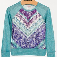 Girls - Daytrip French Terry Sweatshirt