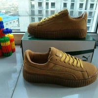 """""""PUMA"""" All-match Male Female Fashion Couple Sneakers Plate Shoes Single Shoes Casual Shoes"""