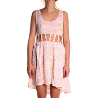 Finders Keepers Joy Ride Dress - coral | Dresses by Finders Keepers at Thanks | Shop Finders Keepers Online