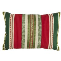 Holiday Stripe Pillow$29.95
