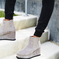 Free People Retro Ride Platform Boot