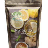 NW Detox Tea | 14-Day Supply of IASO Tea - Flat Tummy Tea  | 100% Organic