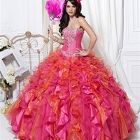 Quinceanera Collection 26710 | Quinceanera Dresses | Quince Dresses | Dama Dresses | GownGarden.com