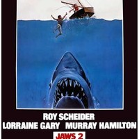 Jaws 2 Movie Poster 11x17