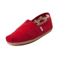 Mens TOMS Classic Slip-On Casual Shoe
