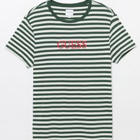 Guess Stream Stripe T-Shirt | PacSun