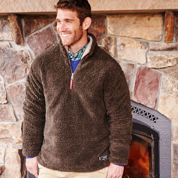 The Appalachian Pile Pullover
