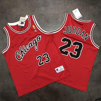 1984-85 #23 Jordan Swingman Basketball Jersey