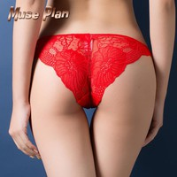 underwear women sexy panties lace transparent