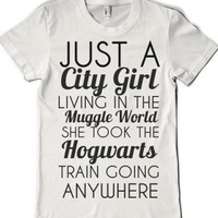 Just A City Girl Living In The Muggle World |