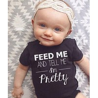 Baby Girl Boy Bodysuits short-sleeve Baby Clothing set Baby Newborn Bodysuits Clothes Cotton Infant Summer Clothes