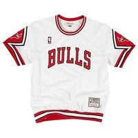 Mitchell & Ness NBA Authentic Shooting Shirt - Men's at Eastbay