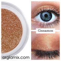 Love Chocolate Chip Cookies? Try a Cookie Exchange Inspired All Natural Eye Shadow + MIneral Makeup Cookie!