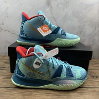 Morechoice Tuhi Nike Kyrie 7 Ep Special Fx Basketball Shoes Zoom Kd7 Sneaker Dc0588-400