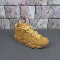 Nike Air More Uptempo Beige Sneaker