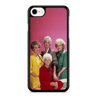 Golden Girls And Tv Shows Iphone 8 Case