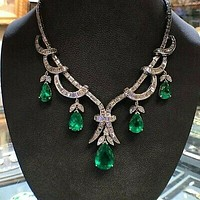 The Marilyn Monroe Kennedy Necklace