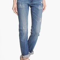 AG Jeans 'The Tomboy' Stretch Boyfriend Jeans (17 Year Salvation)   Nordstrom