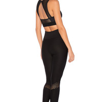 ALALA Seamless Legging in Black | REVOLVE