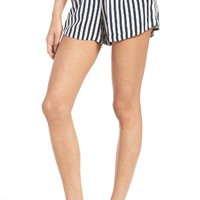 Splendid Boardwalk Stripe Shorts | Nordstrom