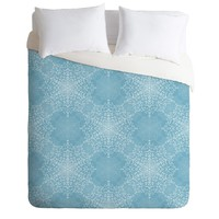 Lisa Argyropoulos Misty Winter Duvet Cover