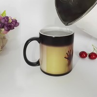 The Walking Dead - Temperature Color Changing Coffee / Tea Mug / Cup